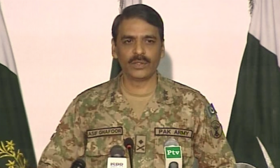 Indian claim of surgical strikes is only a hoax, say DG ISPR