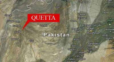 10 years suicide bomber girl detained in Quetta