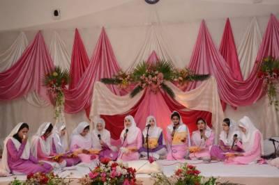 Mehfil-e-Milad held at Govt. College for women Samnabad