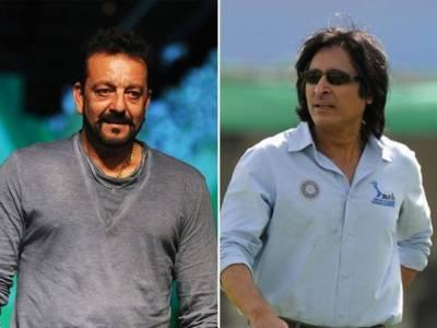 Sanjay Dutt to play lead as Ramiz Raja tries his luck in film making