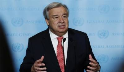 UN chief urges US for lifting travel ban