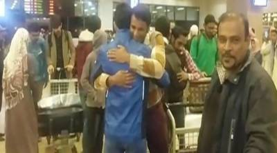 9 stranded Pakistani sailors return from Egypt