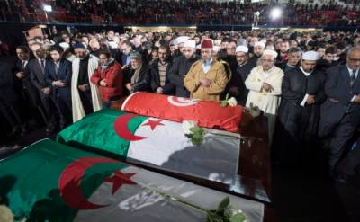 Funeral ceremony held for victims of Quebec City mosque shooting