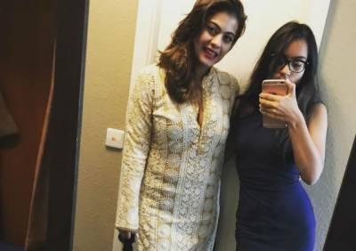 Kajol praised by her daughter on Instagram
