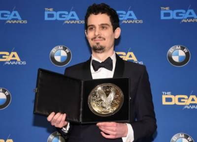 'La La Land' director Chazelle wins top DGA award