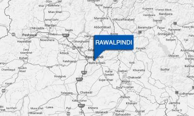 Rawalpindi: 6 wounded in cylinder explosion