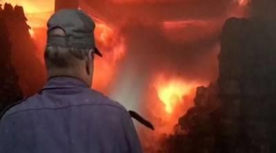 Karachi warehouse blaze extinguished after 14 hours