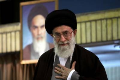 "Trump has unveiled ""The real face of America"",say Iranian supreme leader"