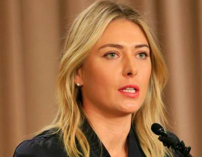 Maria Sharapova receives invitation to play in Madrid Open