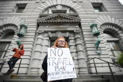 US court endorses unexpected decision over Trump's ban
