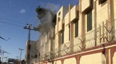 Fire engulfs Quetta Civil Hospital