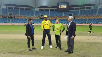 Lahore Qalanders reduced to 59 runs by Peshawar Zalmi