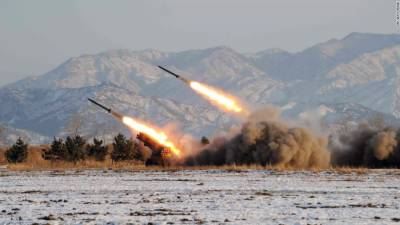 North Korea test fires new nuclear missiles