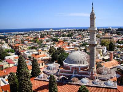 Athens's First Mosque in 150 Years