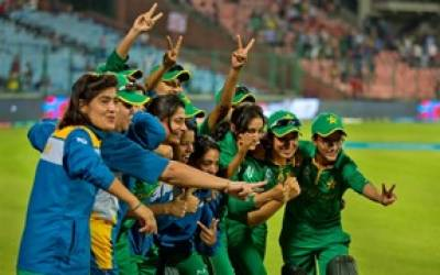 Pakistan beat Scotland in Women's World Cup Qualifier