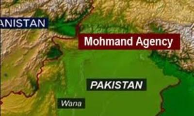 Blast in Mohmand Agency