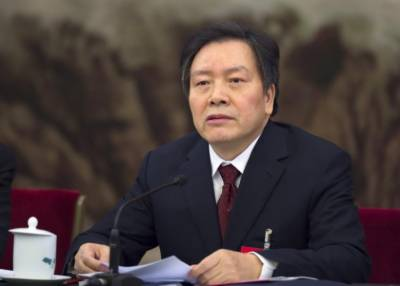Chinese official sentenced to 15 years imprisonment for corruption