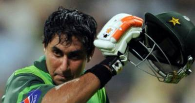 Left-handed opener Nasir Jamshed arrested in London