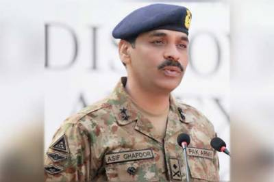 More than 100 terrorists across Pakistan killed within 24 hours, says DG ISPR