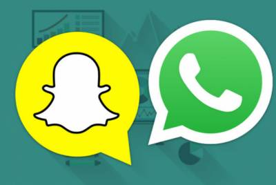 Snapchat copied by Whatsapp, Facebook and Instagram