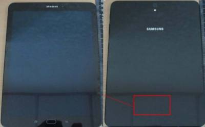 A week before launch, Samsung upcoming tablet's image leaked
