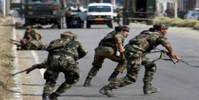 Attack on Indian convoy leaves four dead in Indian occupied Kashmir