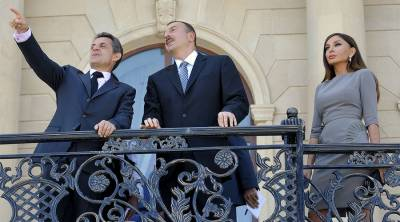 Azerbaijan's first lady becomes country's first vice president