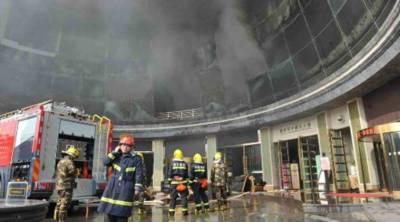China hotel blaze claims 10 lives