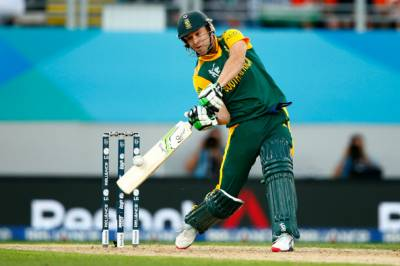 De Villiers helps S. Africa to seal win against New Zealand