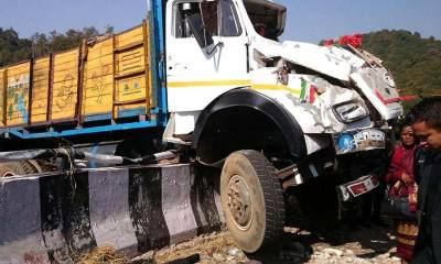 16 killed, 50 injured as truck overturns in India