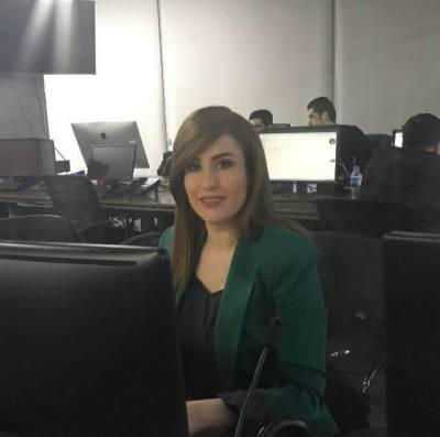Female journalist Shifa Gardi killed in Mosul bomb blast