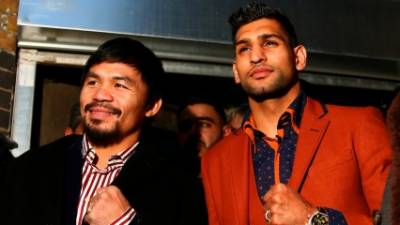 Pacquiao to fight Amir Khan in 'super fight'