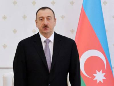 President Ilham Aliyev Arrived in Islamabad