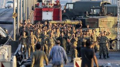 Trial of 330 Coup suspects started in Turkey