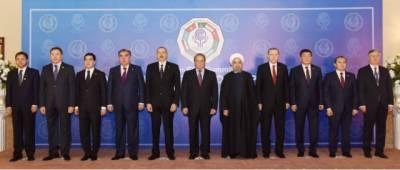 ECO member State representatives to make ECO more assertive regionally