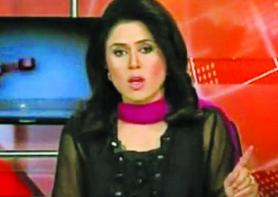 "Following ""harassment controversy"" PTV anchor resigns from PTV"