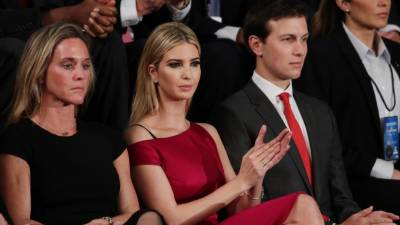 Ivanka slammed for her 'inappropriate' dress