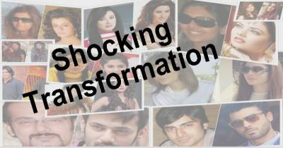 Neelum Muneer and other's shocking transmogrification