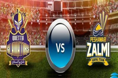 Quetta Gladiators beat Peshawar Zalmi by 1 run to reach PSL 2017 final