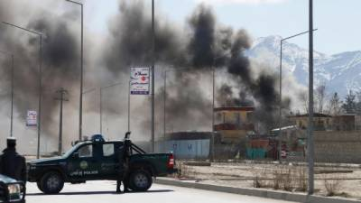 Separate suicidal bombing jolts Kabul claiming 6 lives