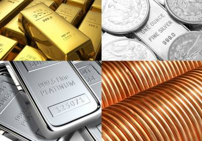 Gold import falls as other metals increases