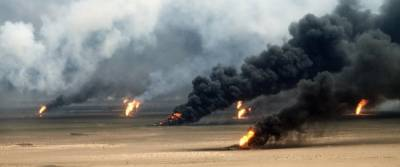 Oil pumping from Iraq's Kirkuk fields stops amid search for explosives