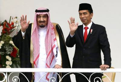 In a historic accord, Malaysia - Saudi Arabia join hands to fight terrorism