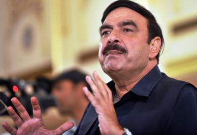 Sheikh Rasheed becomes member of 'shoe club'