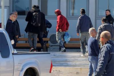 144 immigrants including Pakistanis arrested in Greece