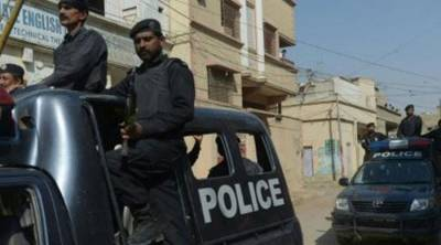 70 Suspects detained during police raid in Peshawar
