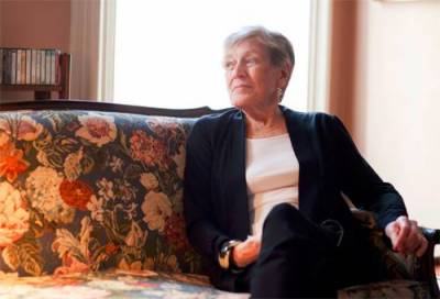Prize-winning author Paula Fox died at 93