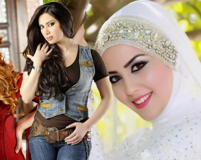 Top 10 gorgeous Muslim Women