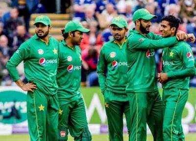 West Indies tour: Pakistani squad list finalized