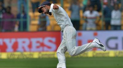 Ashwin spins Australia to win second test for India